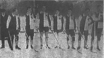 Chamonix 1912