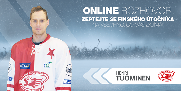 Ptejte se: Henri Tuominen